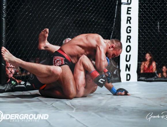 Underground Cage Fighting 1